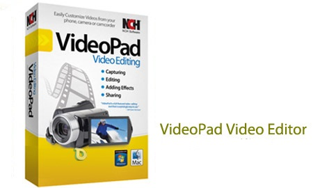دانلود NCH VideoPad Video Editor Professional 6.01 Beta – نرم افزار ویرایش فایل های ویدیویی