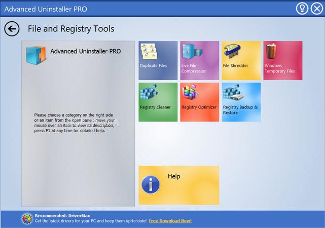 Advanced Uninstaller PRO 13.22 + Portable حذف نرم افزار نصب شده در ویندوز