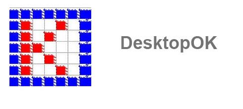 نرم افزار ذخیره و بازیابی وضعیت آیکون های دسکتاپ (برای ویندوز) - DesktopOK 9.11 Windows