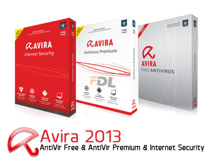 دانلود آنتی ویروس آویرا 2013 -Avira Antivirus Premium
